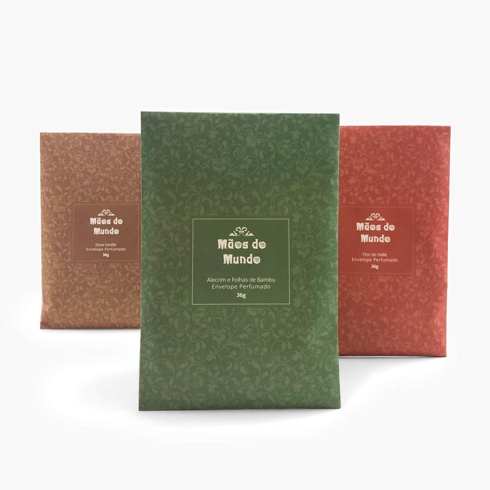 Envelope Perfumado - Foto 1