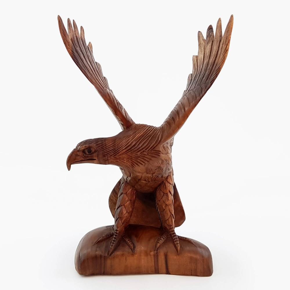 Escultura Águia 40cm - Foto 2