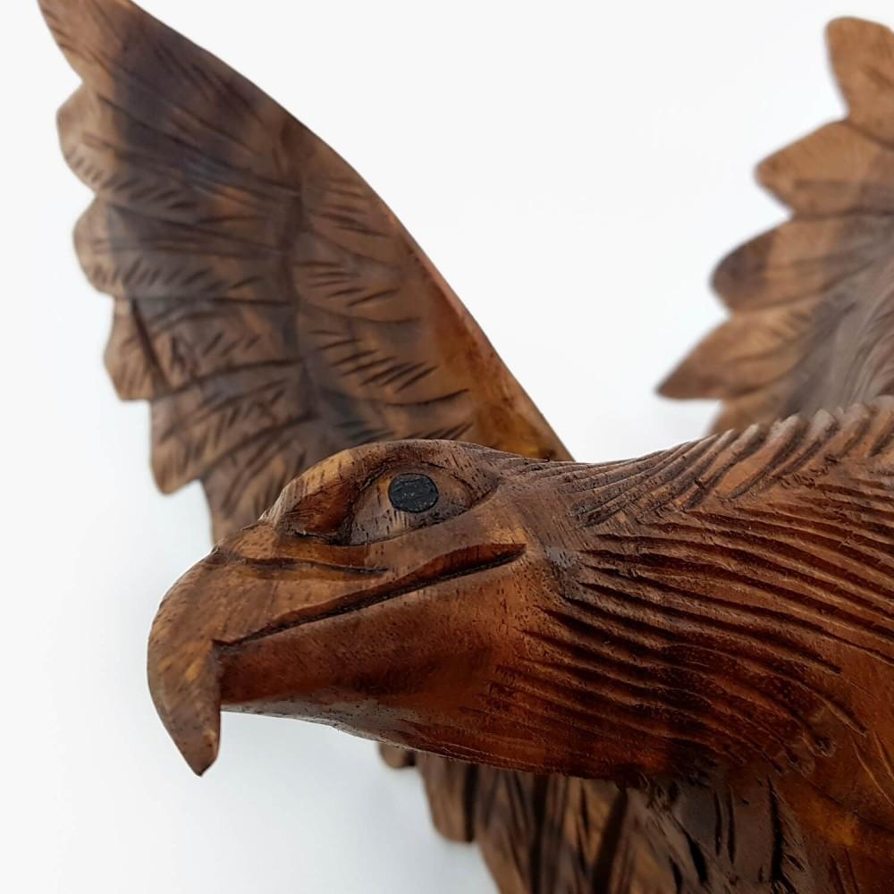 Escultura Águia 40cm - Foto 3
