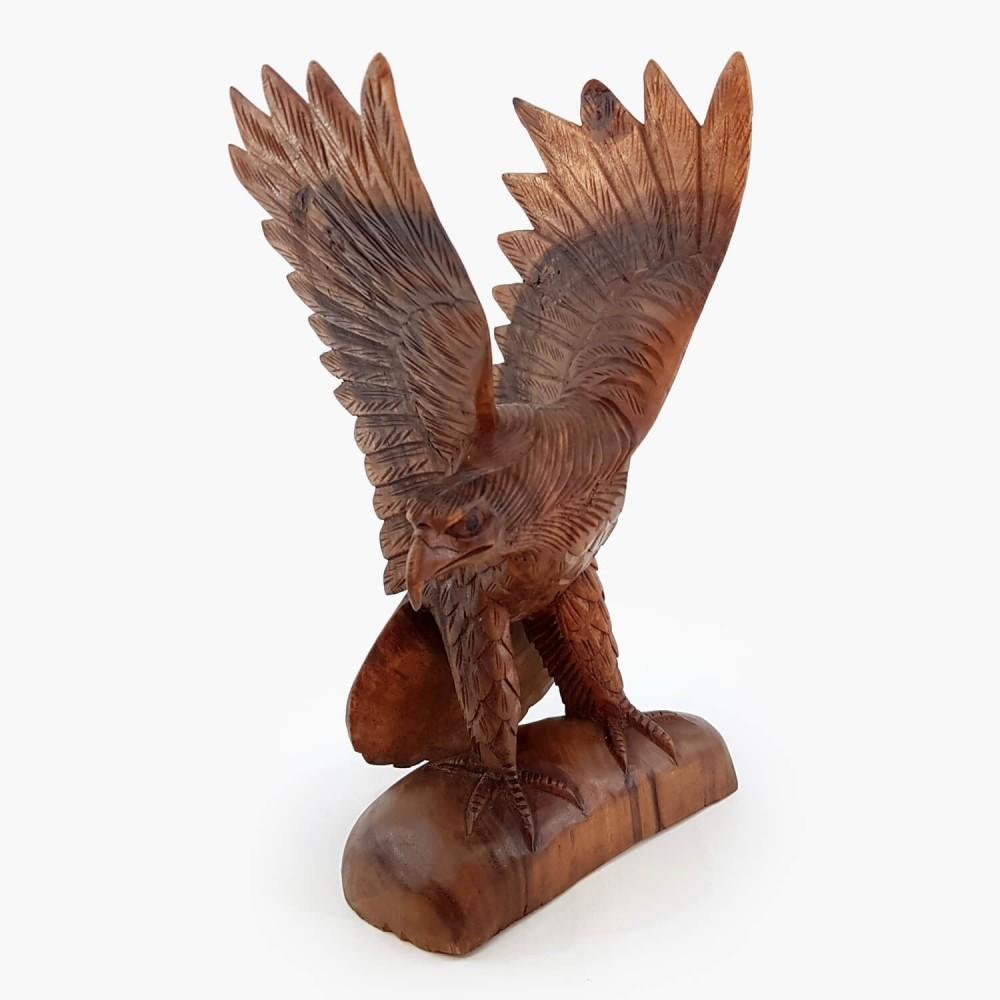 Escultura Águia 40cm - Foto 5