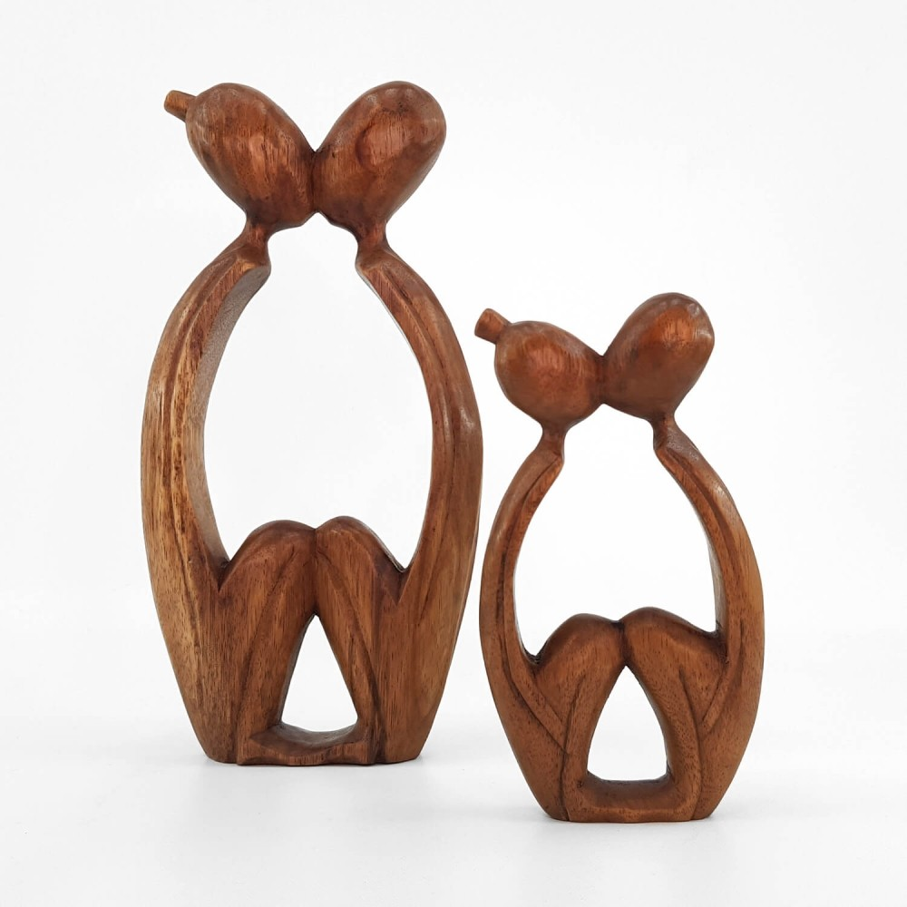 Escultura Beijo  - Foto 1