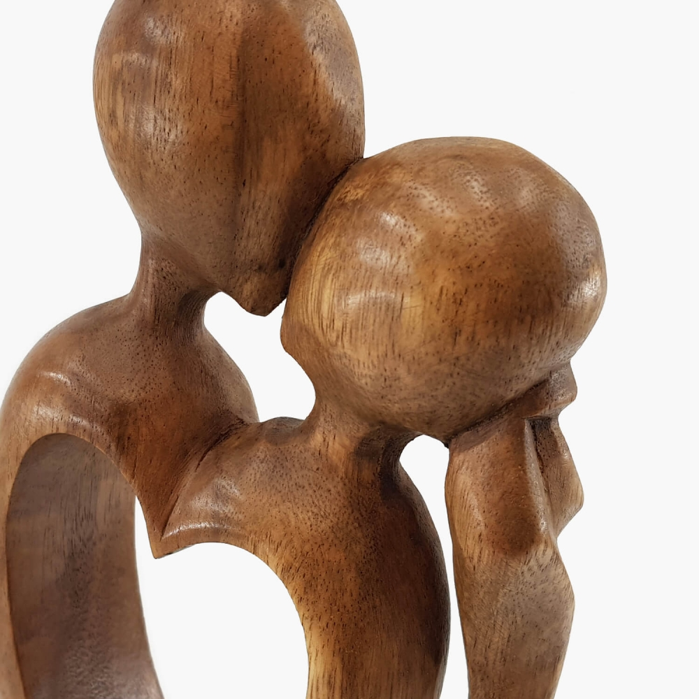 Escultura Beijo - Foto 2