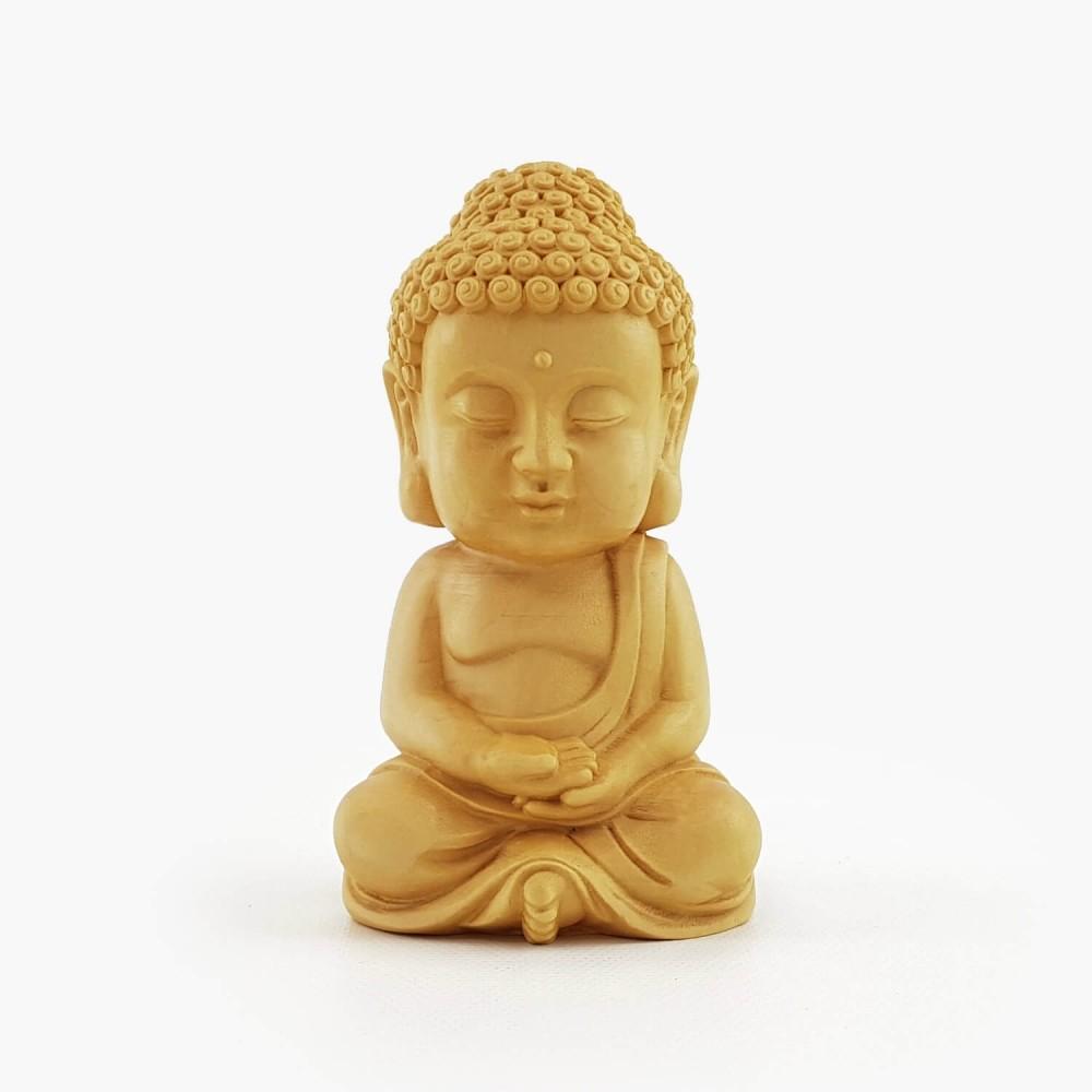 Escultura Buda 10cm - Foto 1