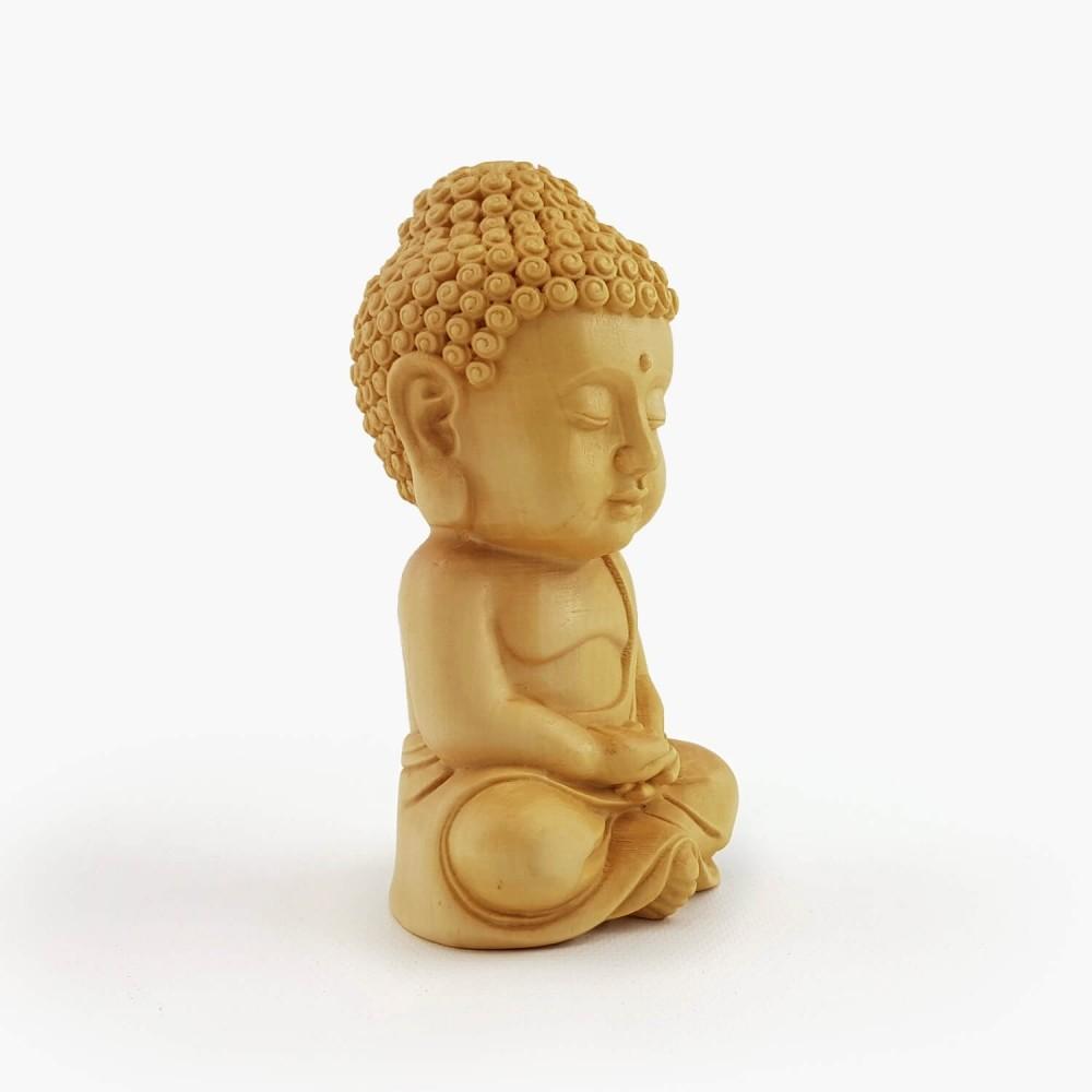 Escultura Buda 10cm - Foto 2