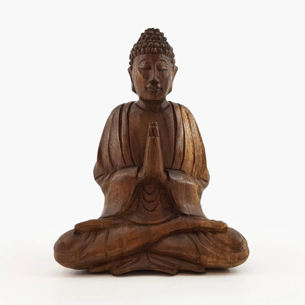 Escultura Buda 20cm - Foto 1