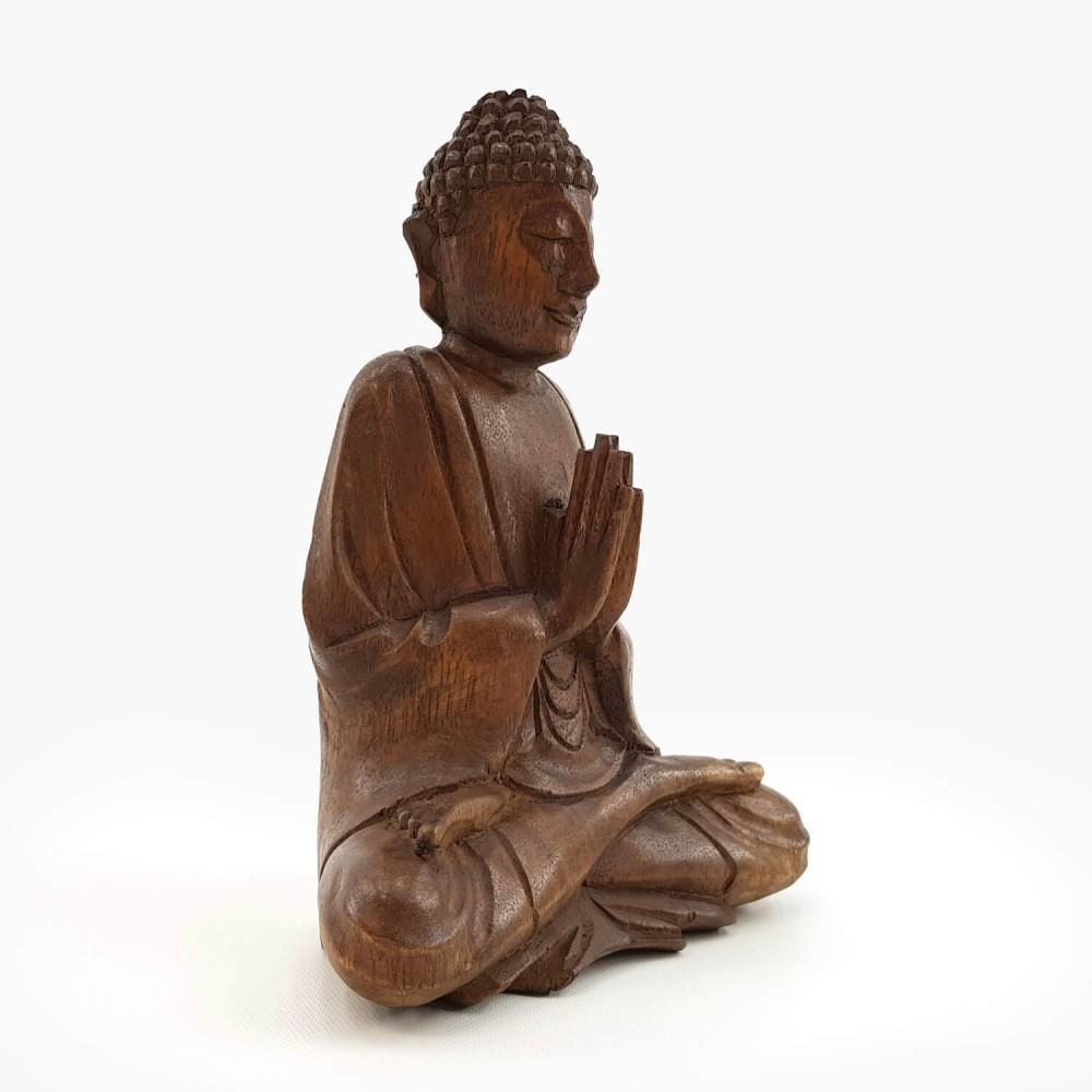 Escultura Buda 20cm - Foto 2