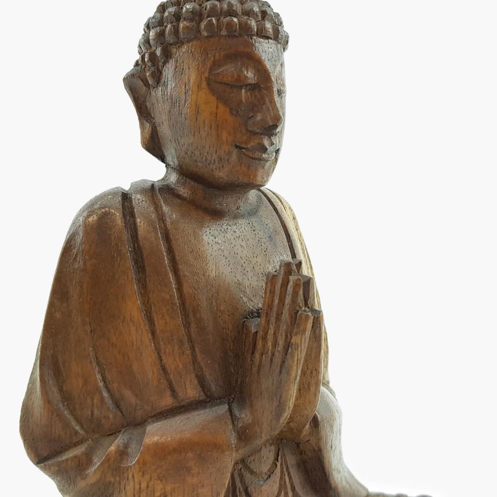 Escultura Buda 20cm - Foto 3
