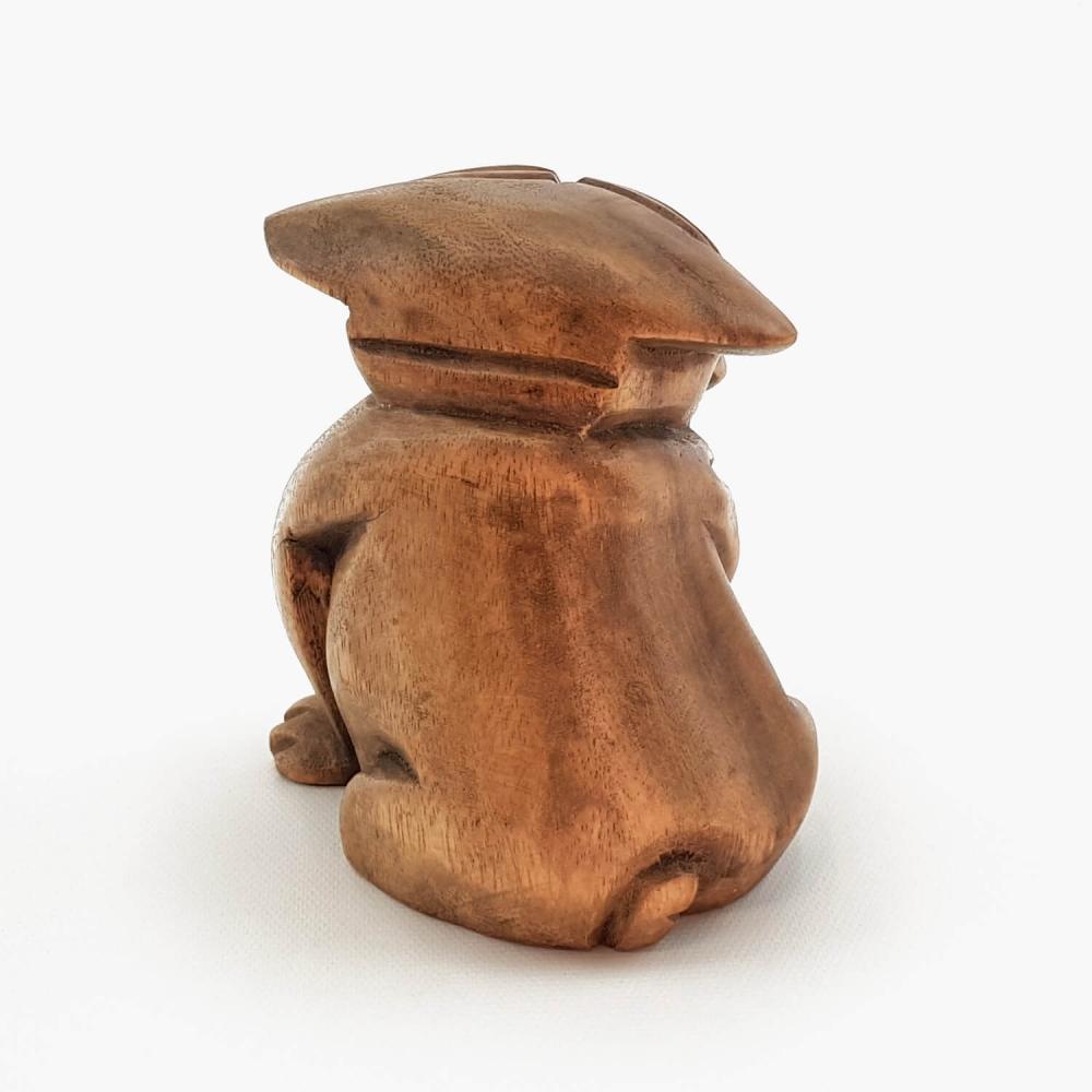Escultura Bulldog - 12cm - Foto 5