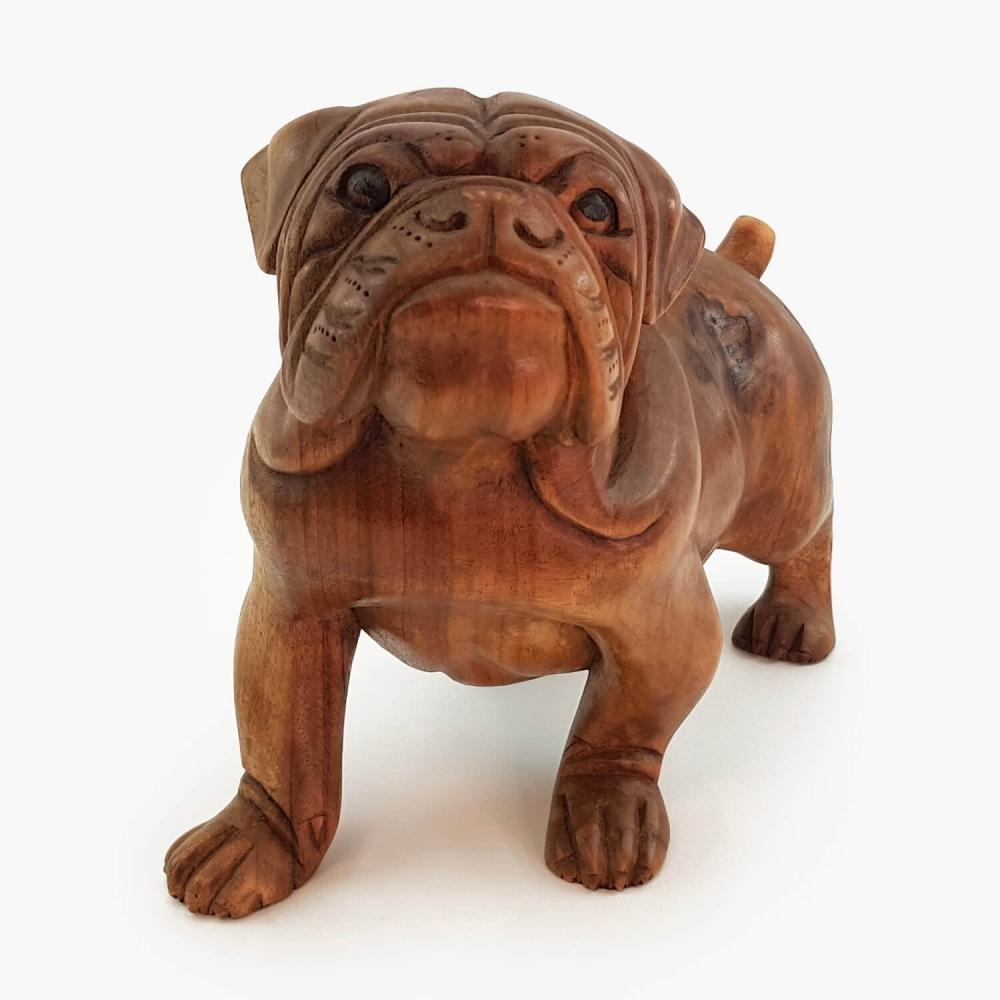 Escultura Bulldog - Foto 2