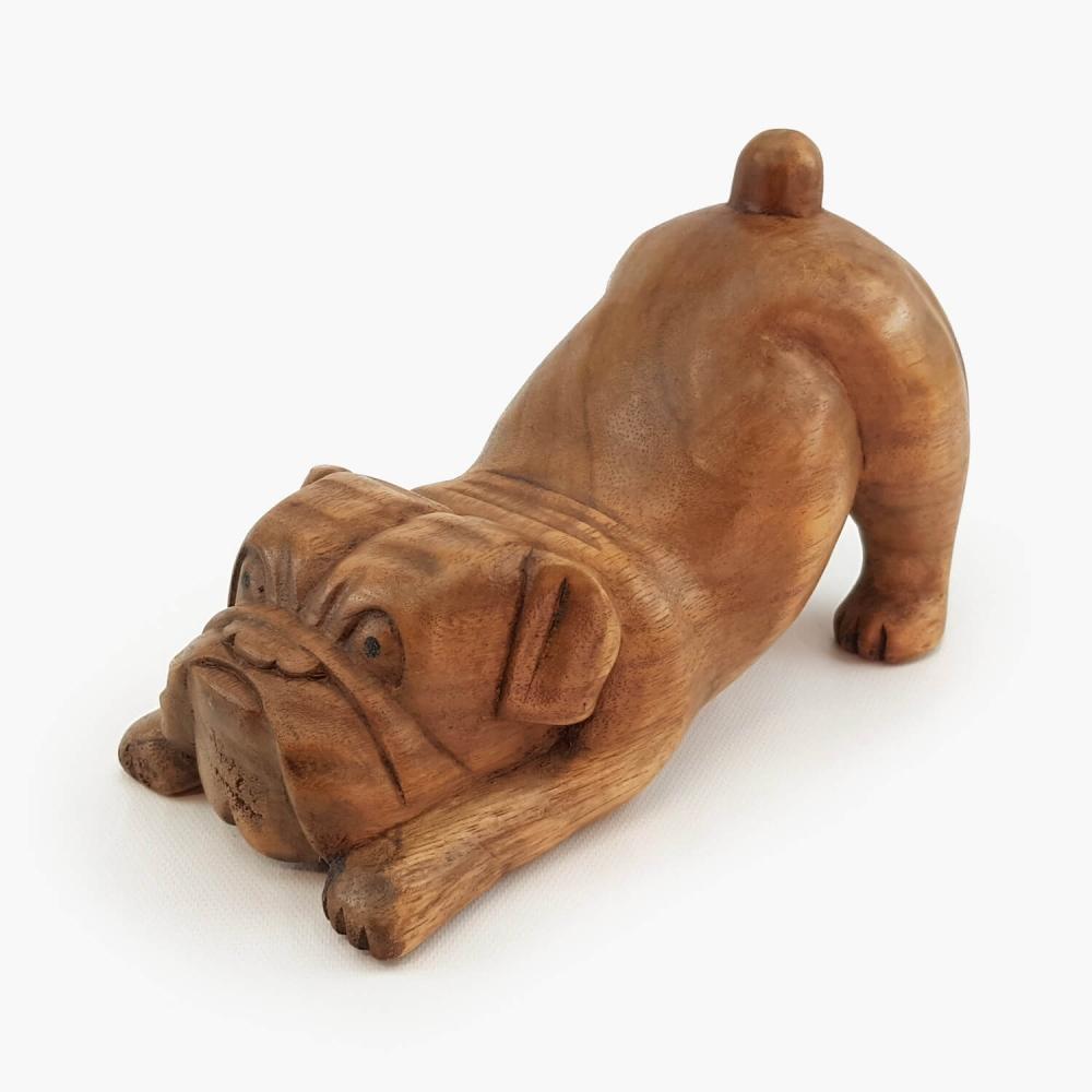Escultura Bulldog - Foto 3