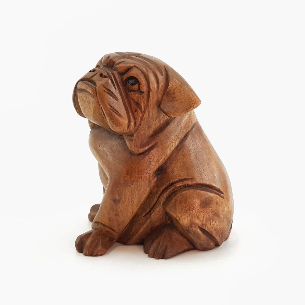 Escultura Bulldog - Foto 4
