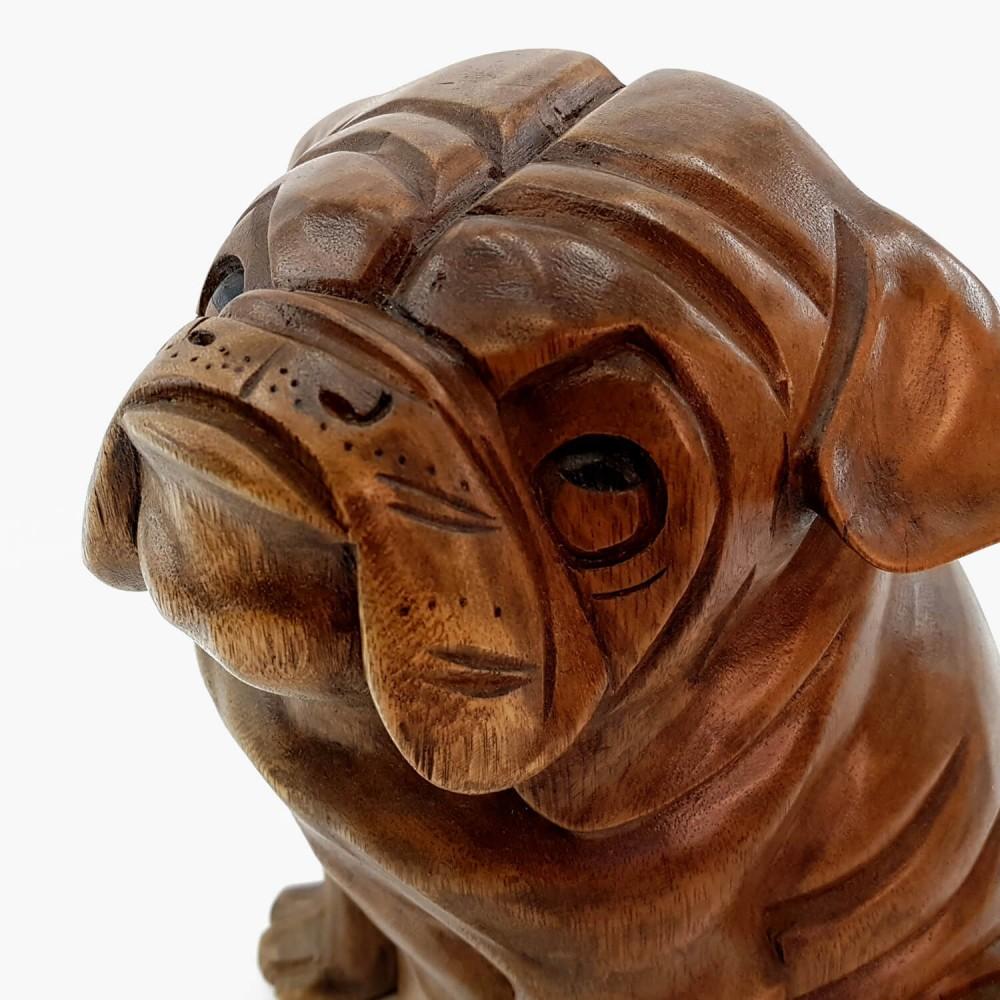 Escultura Bulldog - Foto 5