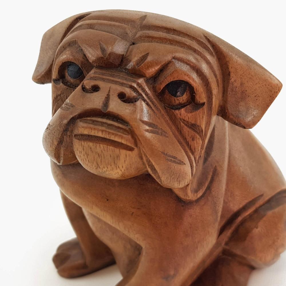 Escultura Bulldog - Foto 6