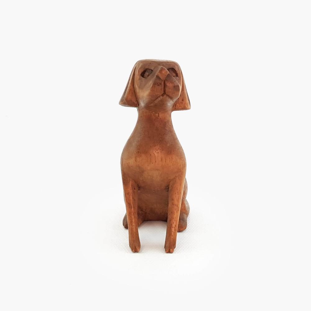 Escultura cachorro 10cm - Foto 2