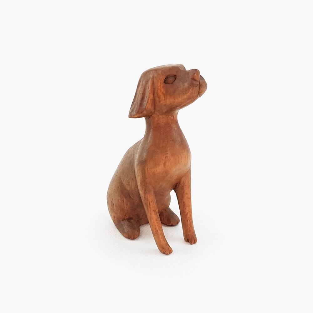 Escultura cachorro 10cm - Foto 3