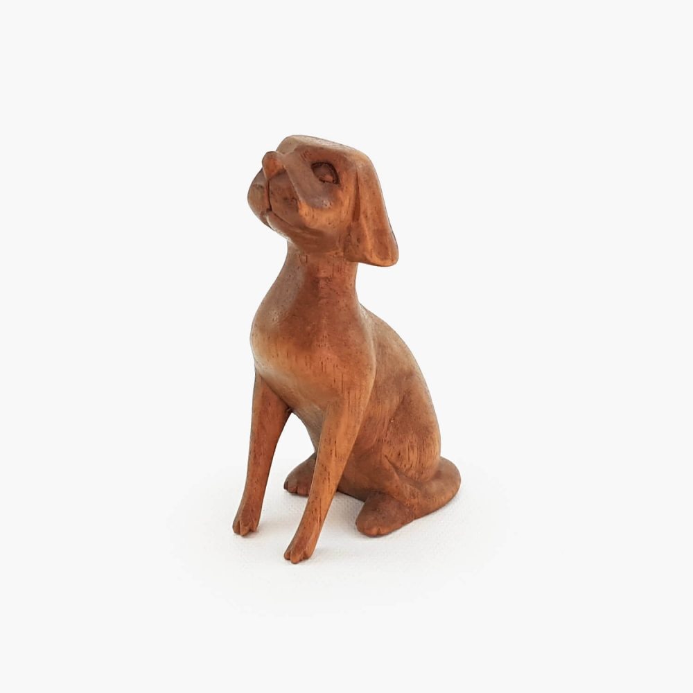 Escultura cachorro 10cm - Foto 4