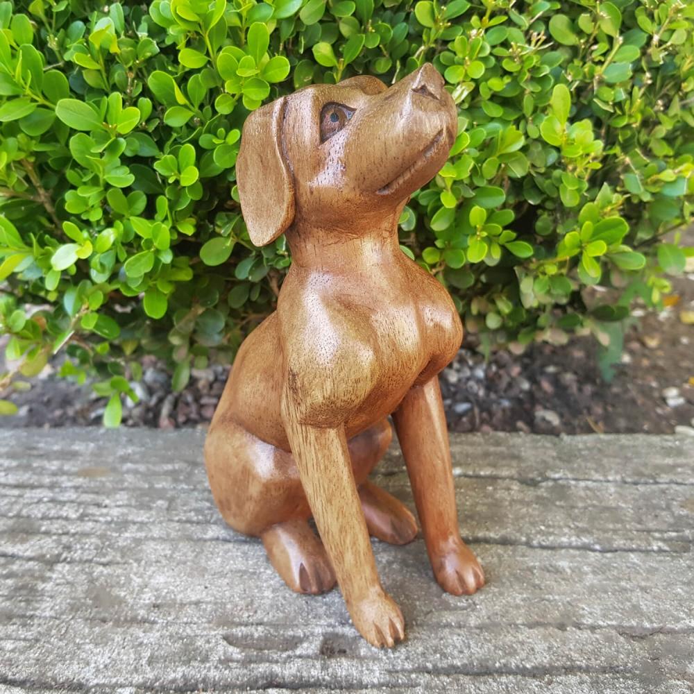 Escultura cachorro 17cm - Foto 1