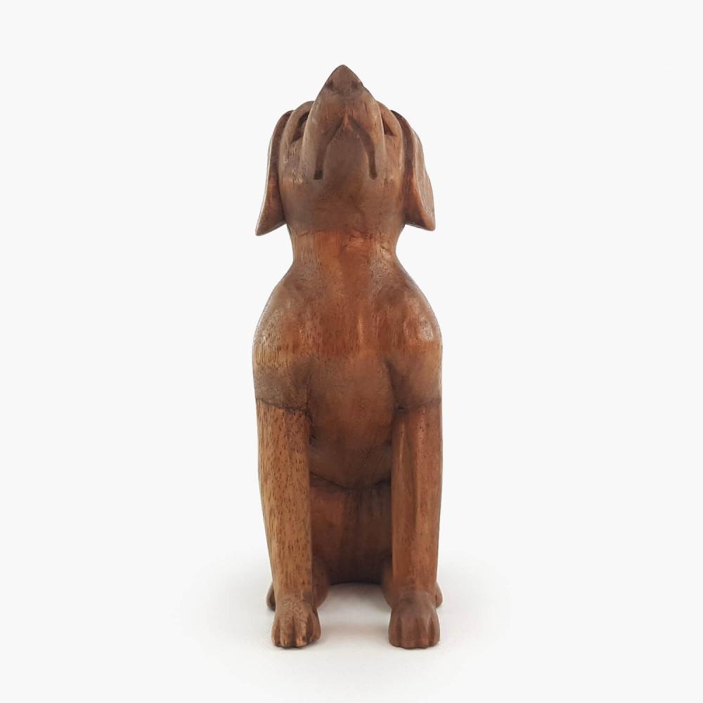 Escultura cachorro 17cm - Foto 2