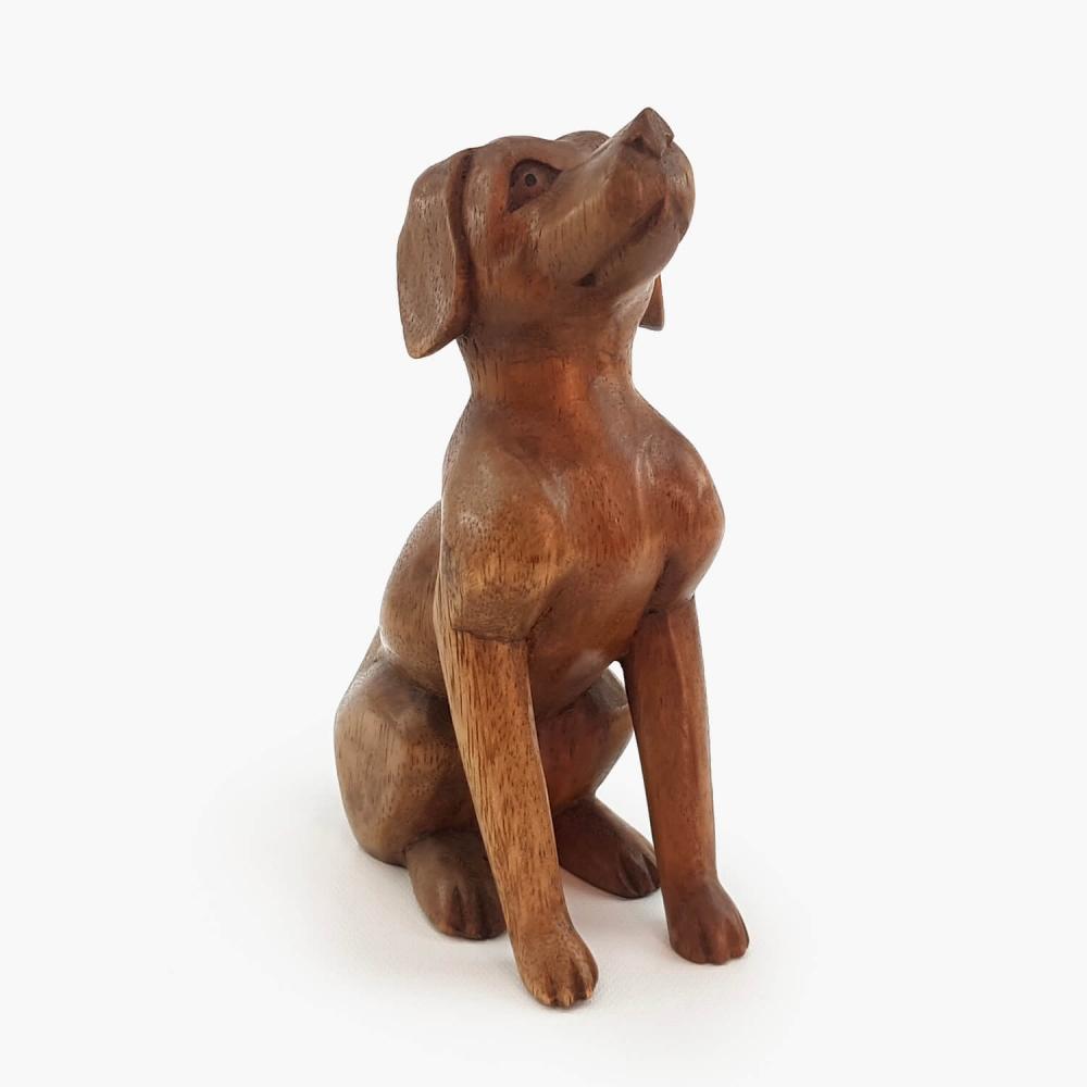 Escultura cachorro 17cm - Foto 3