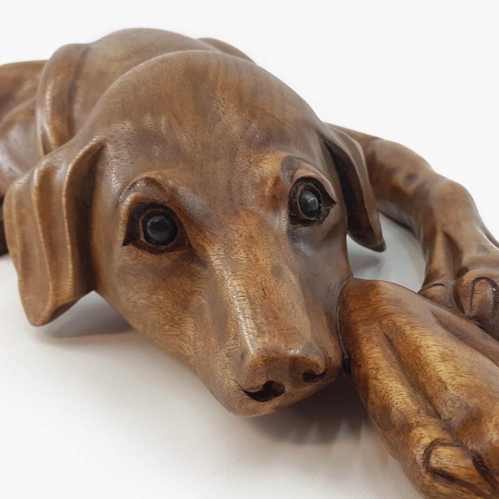 Escultura Cachorro - Foto 6