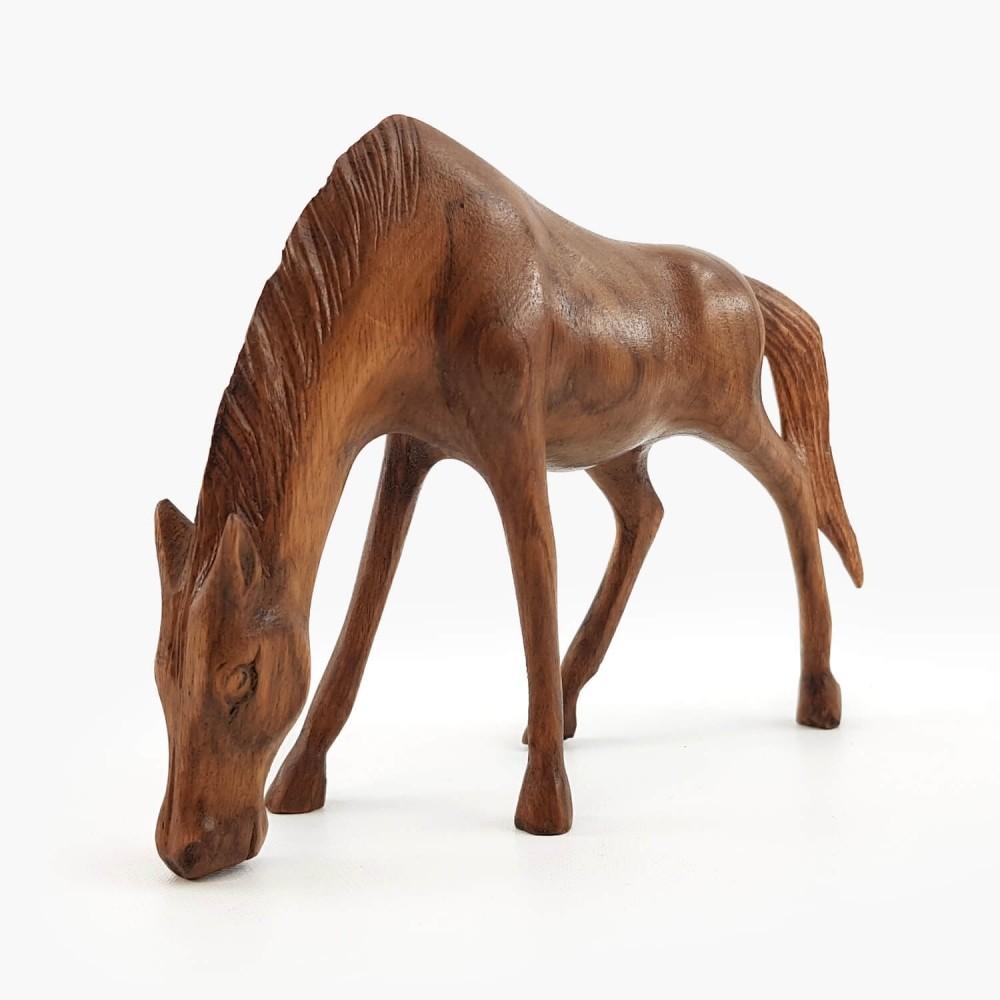 Escultura Cavalo 19cm - Foto 2