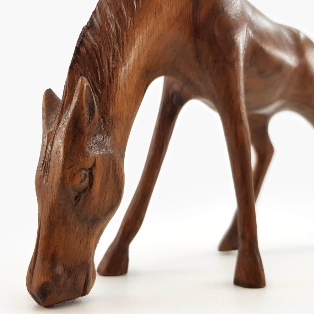 Escultura Cavalo 19cm - Foto 3