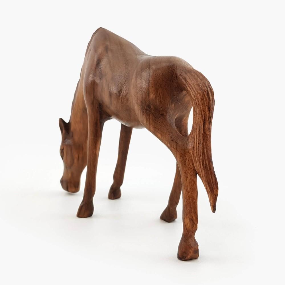 Escultura Cavalo 19cm - Foto 4