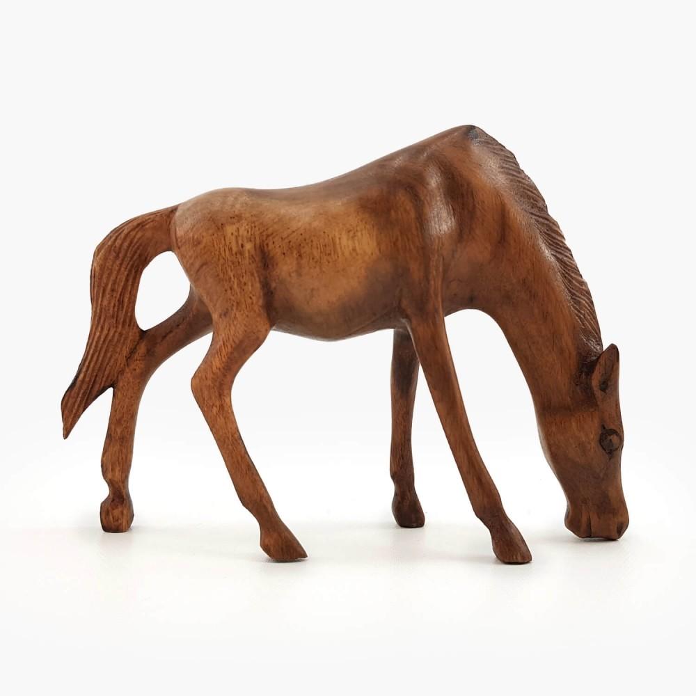 Escultura Cavalo 19cm - Foto 5