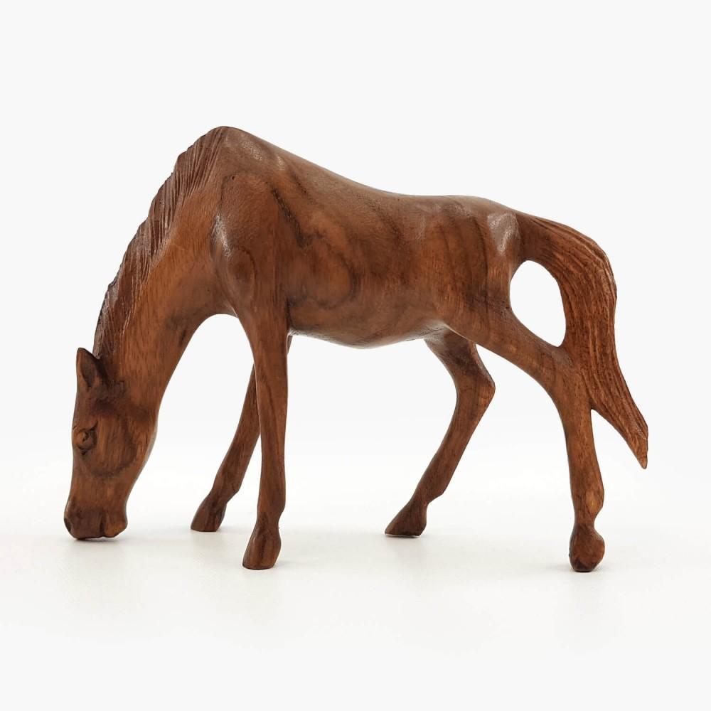 Escultura Cavalo 19cm - Foto 6