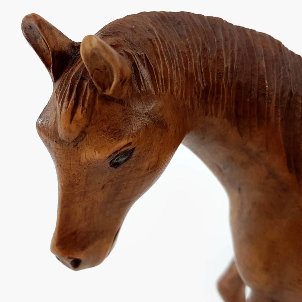 Escultura Cavalo 20cm - Foto 4