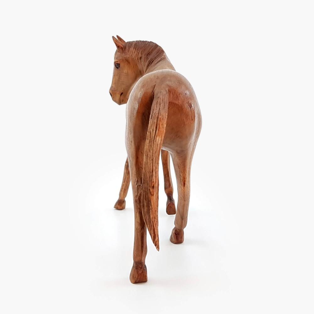 Escultura Cavalo 20cm - Foto 5