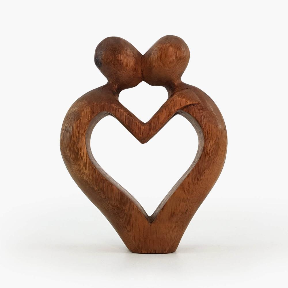 Escultura Coração - Foto 1