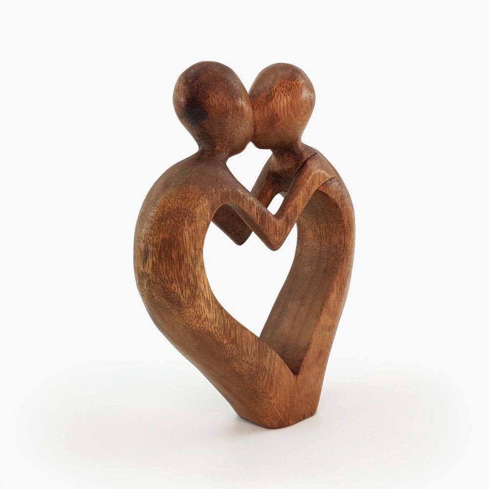 Escultura Coração - Foto 4
