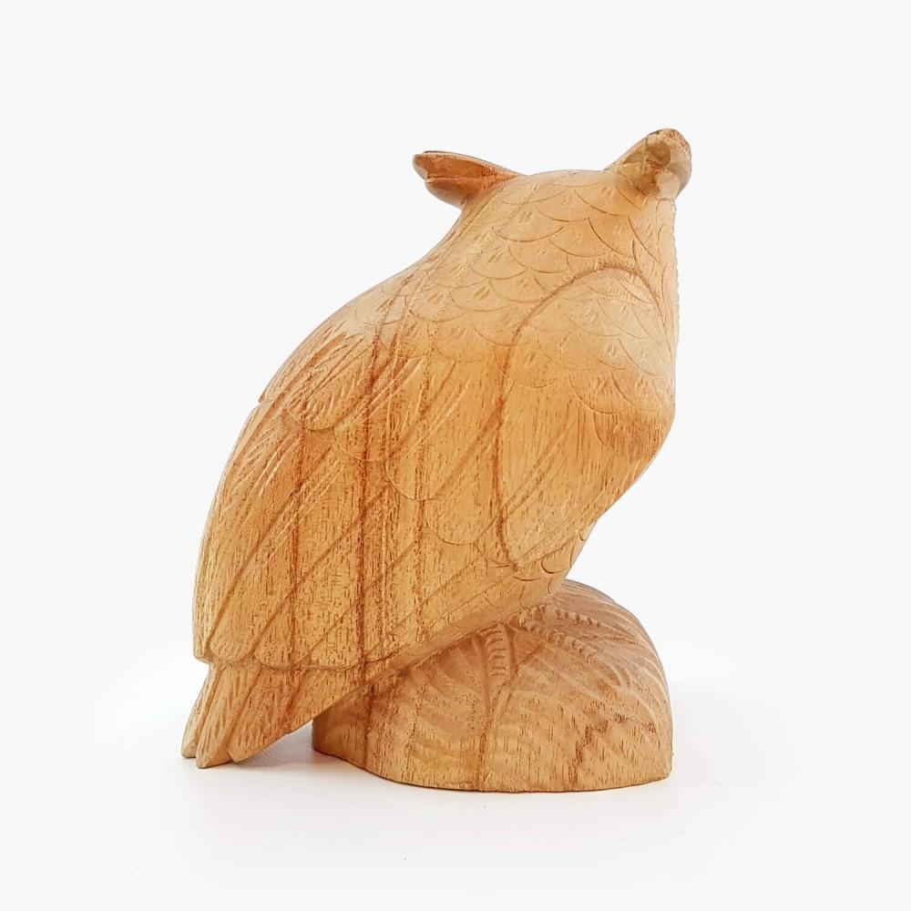 Escultura Coruja 15cm - Foto 5