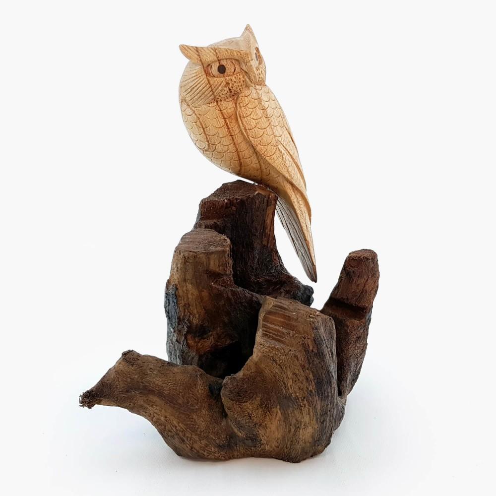 Escultura Coruja 24cm  - Foto 3
