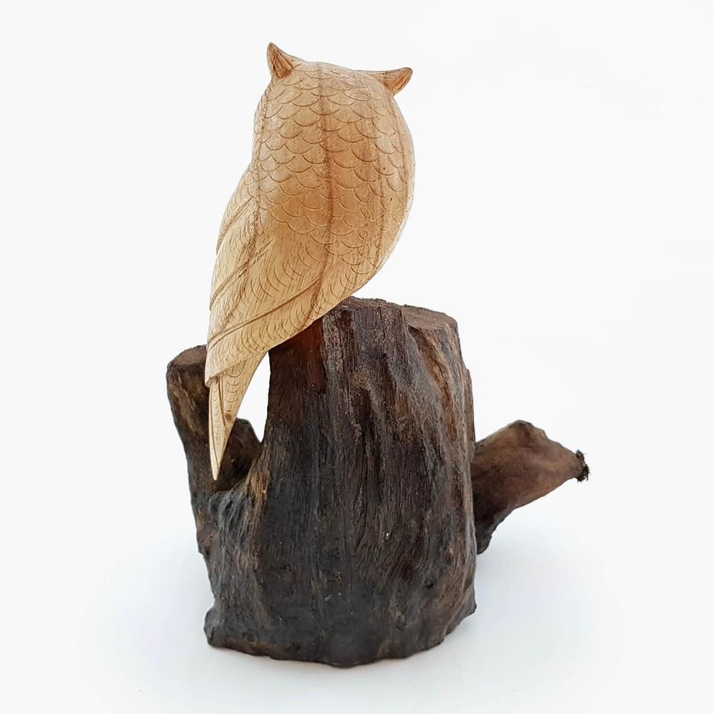 Escultura Coruja 24cm  - Foto 4