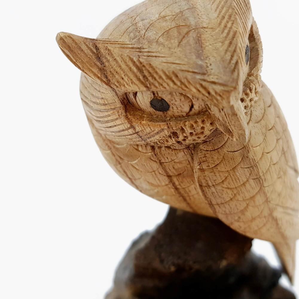 Escultura Coruja 24cm  - Foto 5