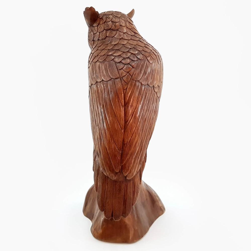 Escultura Coruja 52cm - Foto 5