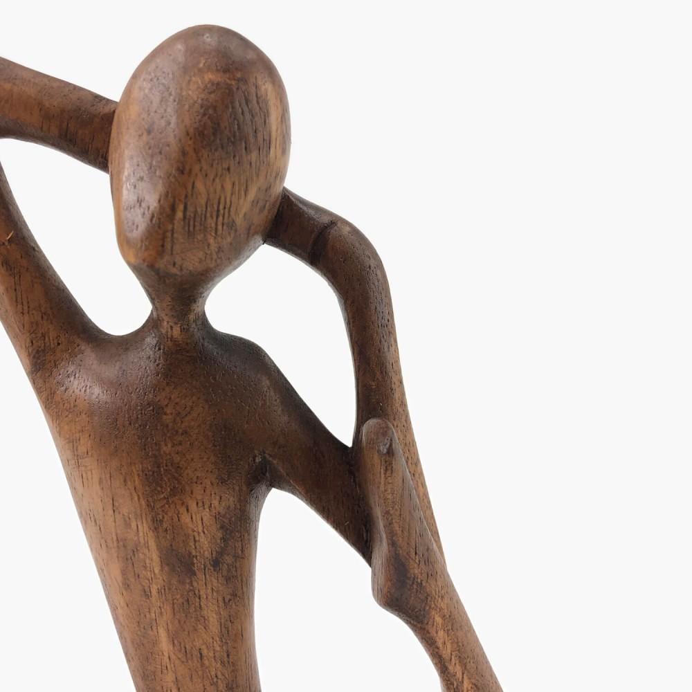 Escultura Yoga - Foto 2