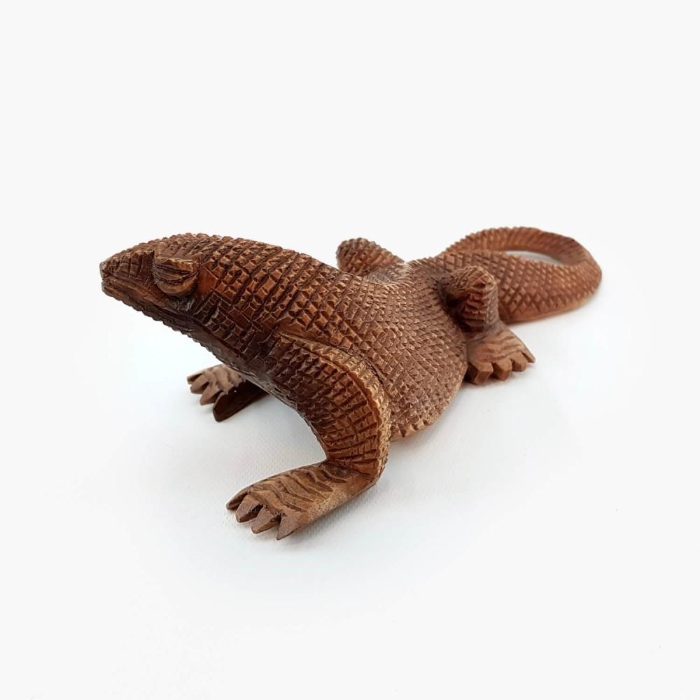 Escultura Dragão-de-Komodo - Foto 4