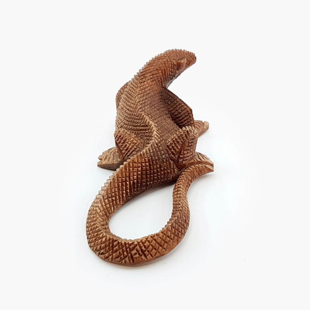 Escultura Dragão-de-Komodo - Foto 5