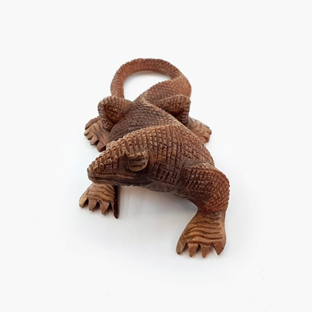Escultura Dragão-de-Komodo - Foto 2