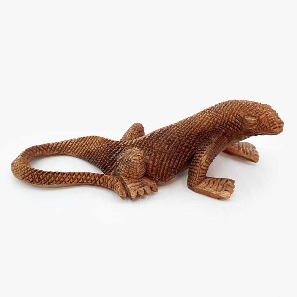 Escultura Dragão-de-Komodo - Foto 6