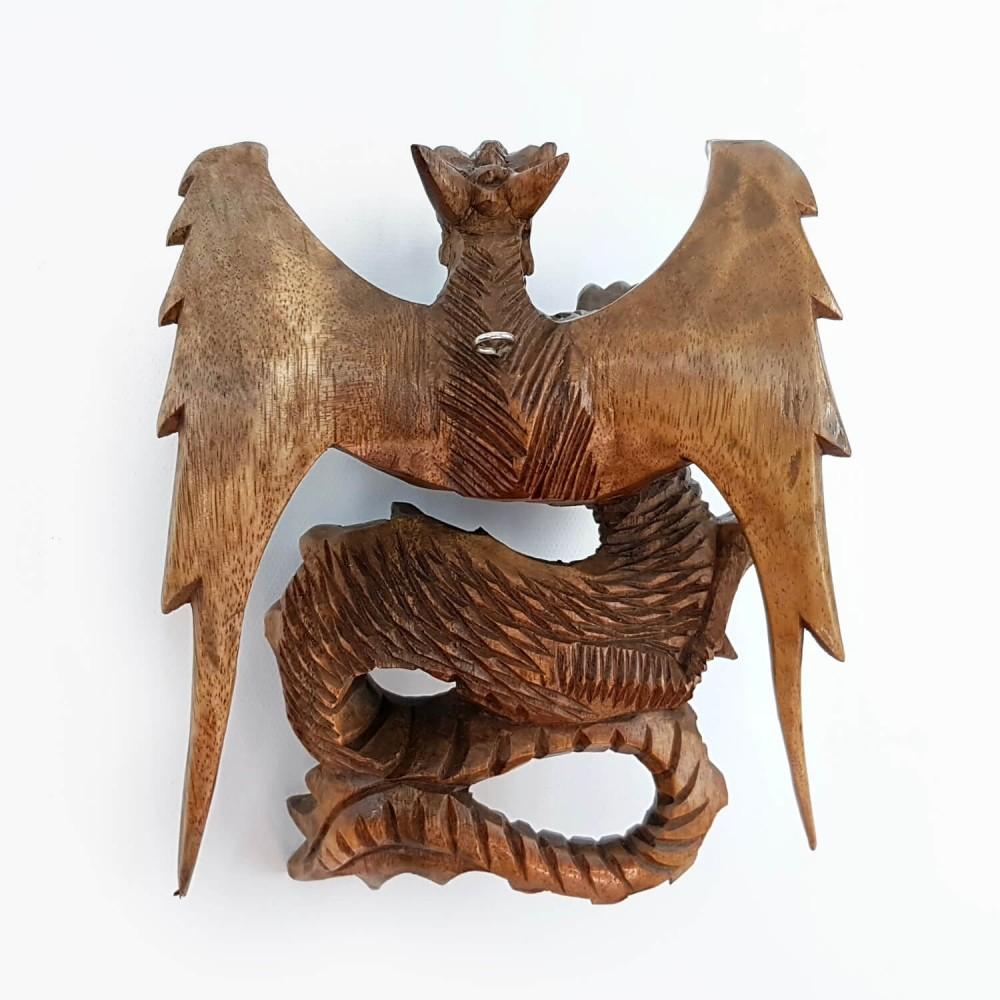 Escultura Dragão de Parede - Foto 3