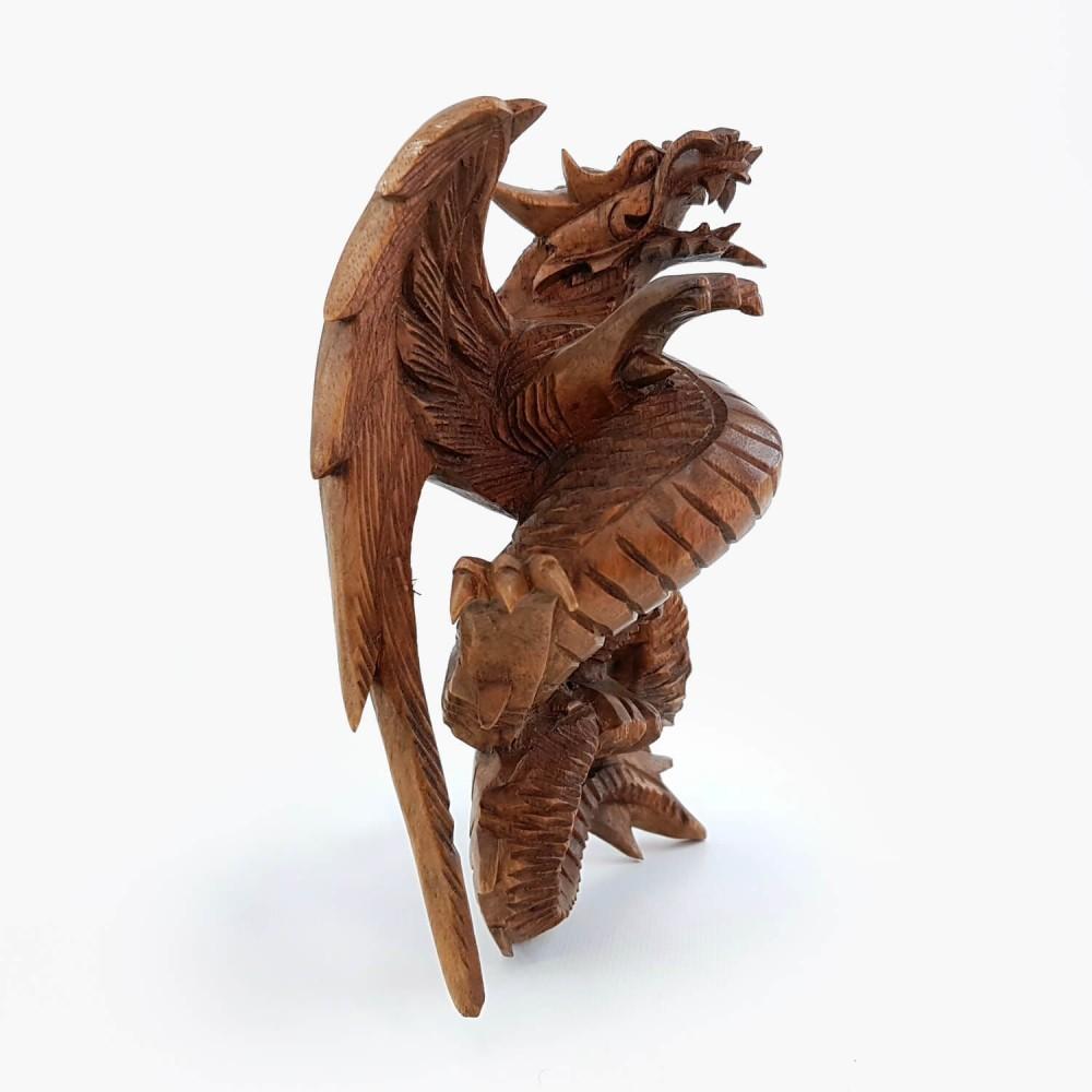 Escultura Dragão de Parede - Foto 4