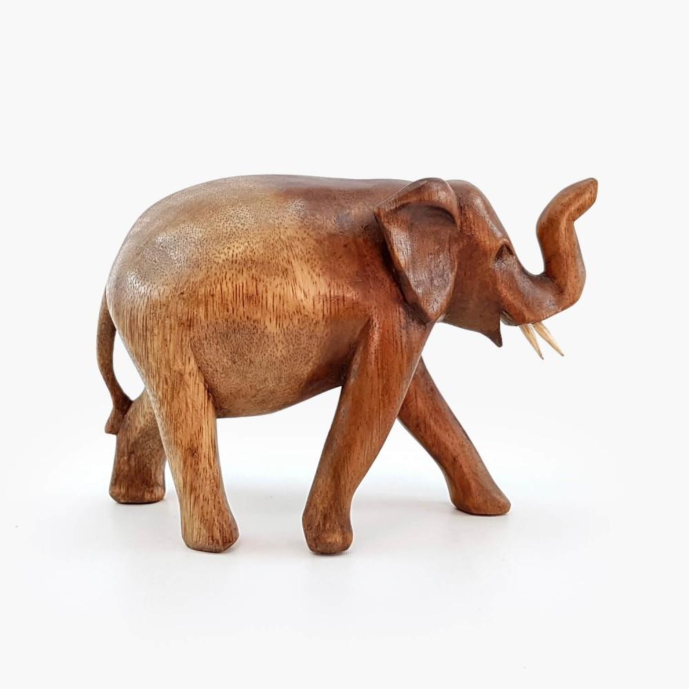 Escultura Elefante 12cm - altura - Foto 2