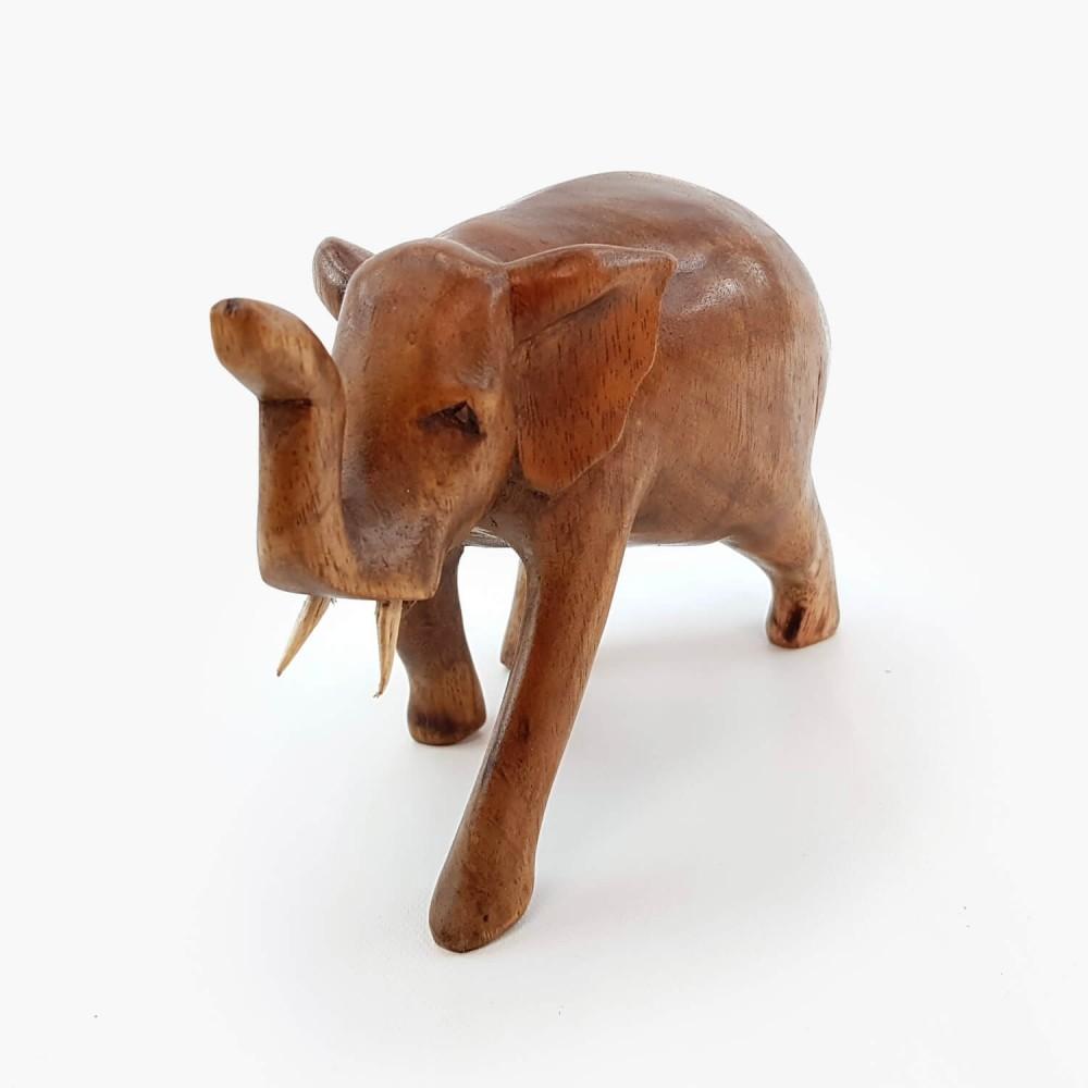 Escultura Elefante 12cm - altura - Foto 3