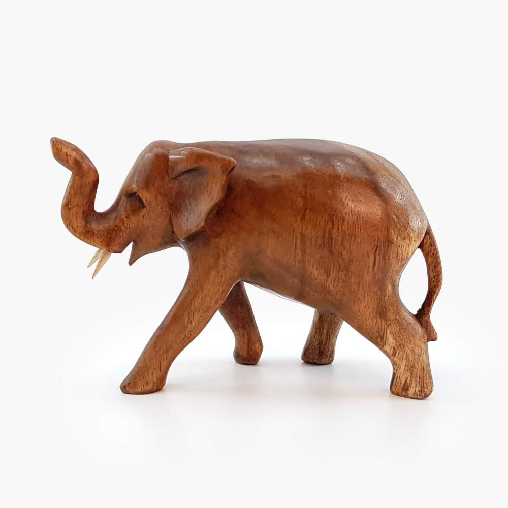 Escultura Elefante 12cm - altura - Foto 4