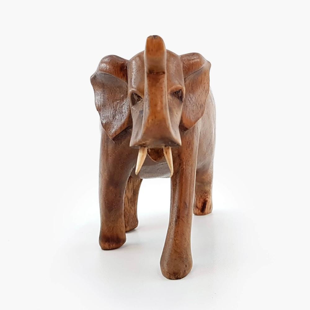 Escultura Elefante 12cm - altura - Foto 7
