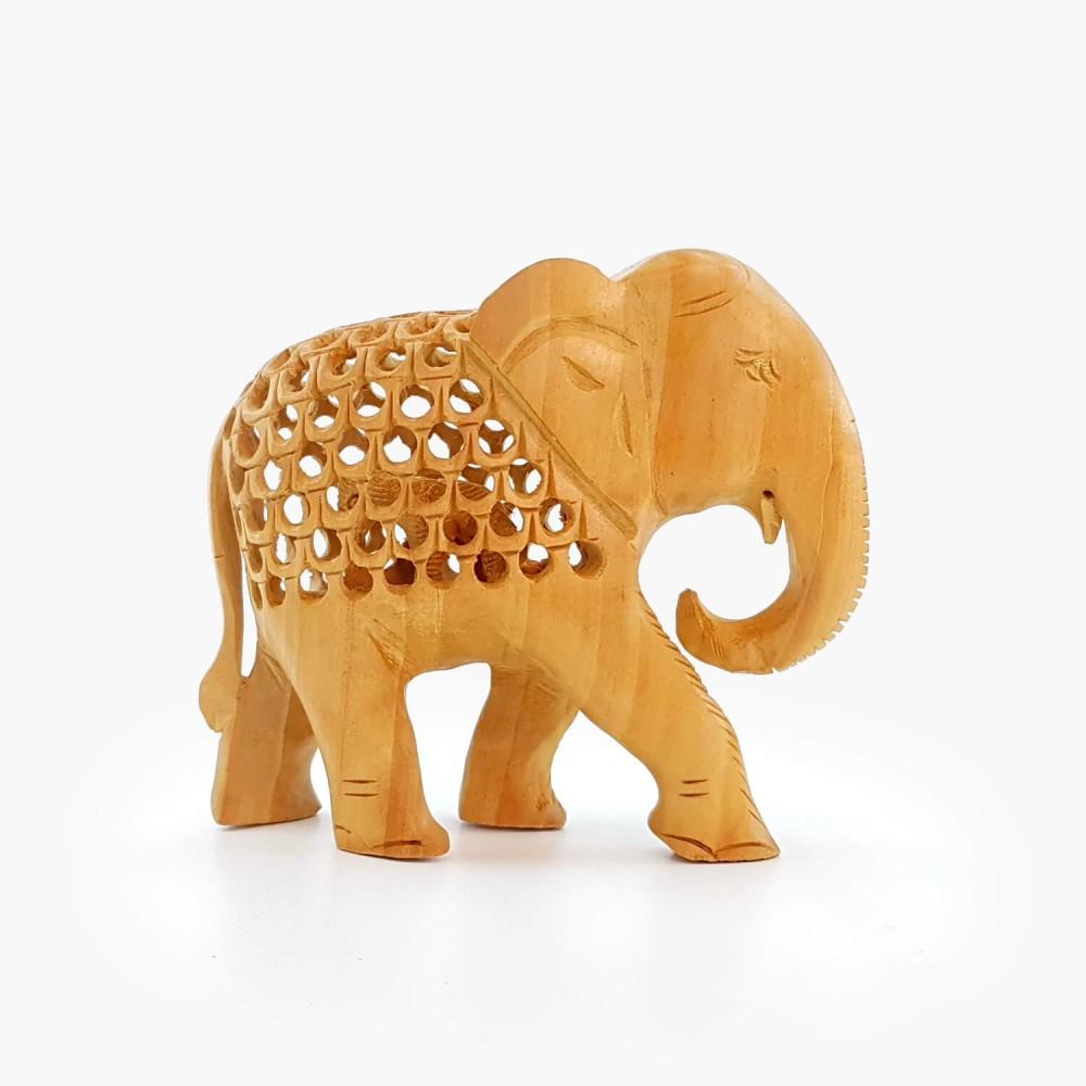 Escultura Elefante Indiano 3 - Foto 2